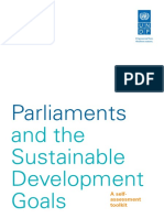 SDG and Parliament