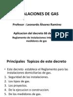 Instalaciones de Gas 4