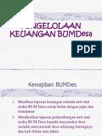 1. Pengelolaan Keuangan BUMDesa.ppt