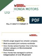 Hero Honda Motors Ltd1