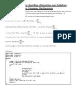 Systéme D_équations Non Linéaires