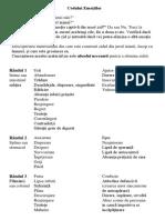 Codului Emoţiilor -Script