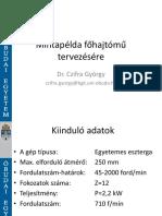 Mintapélda Főhajtómű Tervezésére-1 (1)