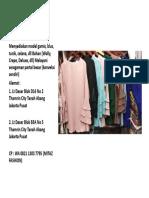 WA 0821 1303 7795,distributor baju gamis di bandung,distributor baju gamis di jakarta,distributor baju gamis di medan