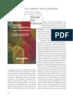 Libro Sobre Georges Didi-Huberman. Imágenes, Historia, Pensamiento