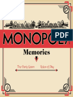 Monopoly 1935 Book
