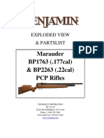 2017 Marauder Air Rifle Schematic
