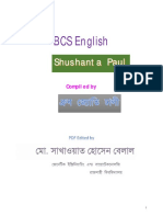 Shushanta Paul English Note