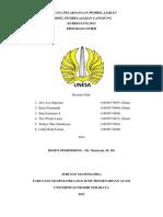 Rpp Microteaching Proglin Lengkap Siap Print