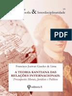A TEORIA KANTIANA DAS RELAÇÕES INTERNACIONAIS.pdf