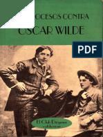 Los Procesos Contra Oscar Wilde