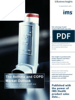 The Asthma and COPD Market Outlook