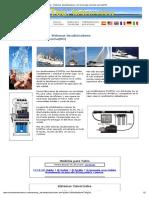 Potabilizadoras Marinas -Sistemas Desalinizadores Con Tecnologia Osmosis Inversa(RO)