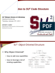 Introduction to the SU2 Code Structure