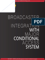 Broadcaster Management System
