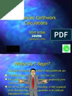 Earthwork Calculation