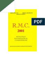 Romanian Mathematical Competitions2001.pdf