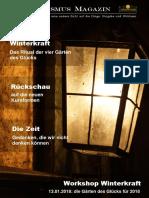 Schamanismus Magazin - Winterkraft