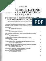América Latina y La Revolución Francesa_Varios