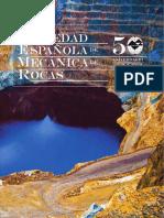 50 Aniversario. Sociedad Española de Mecánica de Rocas