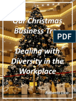 The Christmas Business Tree - Dealing With Diversity in the Workplace