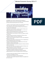 Economic Survey Highlights Latest