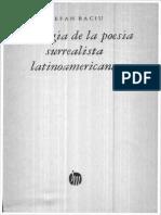 Stefan Baciu. Antología de La Poesía Surrealista Lainoamericana. Restes & Inex