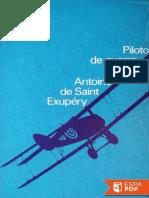 Antoine de Saint-Exupéry - Piloto de Guerra