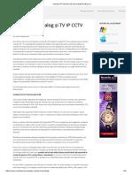Camere IP Camere de Securitate Analog Vs
