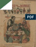 Correo de Los Niños Nº 01 (09.04.1913)