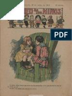 Correo de Los Niños Nº 02 (16.04.1913)