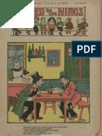 Correo de Los Niños Nº 05 (07.05.1913)