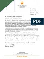 grant award letter mu