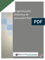 Plan Docente Efa Para Percusion Flamenca