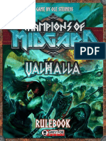 Valhalla Rules Small File Size