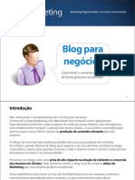 Blog Para Negocios- SisteMarketing