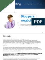 Blog Para Negocios- SisteMarketing