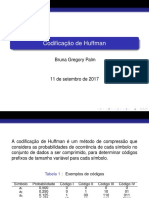 Aula Huffman Codes (1)