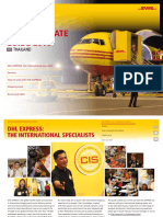 Dhl Express Rate Transit Guide Th En