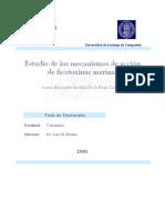 Estudio de Los Mecanismos de Accion de Ficotoxinas Marinas 0