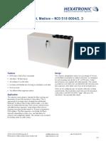 28701 NCD5188004 FAT Jointing Cabinet Medium