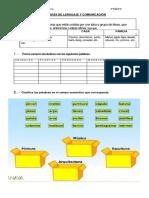 Guía Campos Semanticos