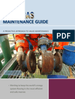 OIL & GAS Maintenance Guide - VALVE