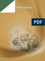 Sector Externo en México