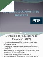 ROL ED PARVULO