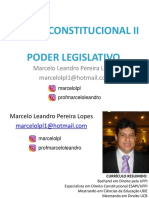 Aula 01 Poder Legislativo