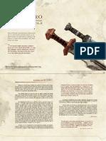 Ecos de Ydrill-Palabra de Acero-Compendio de Espadas Exoticas-Vol 2