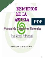 LOS REMEDIOS DE LA ABUELA - Jean Michel Pedrazzani.doc