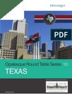 Opalesque Texas Roundtable