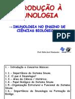 Aula 1 Introducao a Imunologia